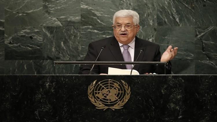 عباس: 2017 سيكون عام إنهاء الاحتلال الإسرائيلي