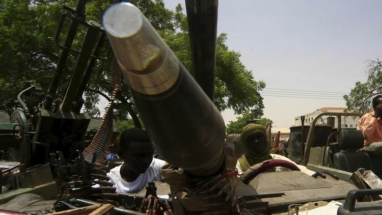 الجيش السوداني ينفي استخدام أسلحة كيميائية