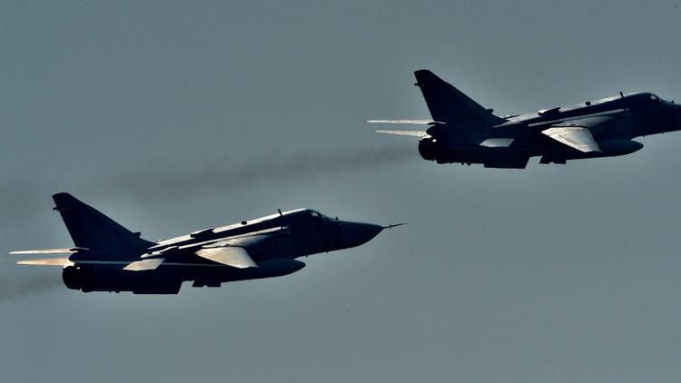 مقاتلات روسية إضافية إلى سوريا