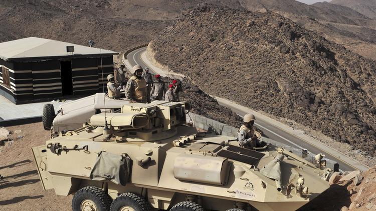 مقتل جندي سعودي في جازان بنيران يمنية