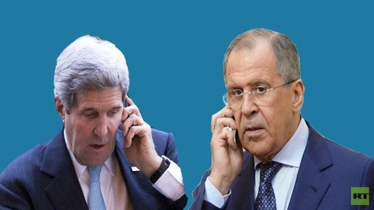 لافروف مستاء من تصريحات الخارجية الأمريكية