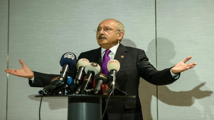 زعيم تركي يتهم أردوغان بمحاولة القضاء على المعارضة