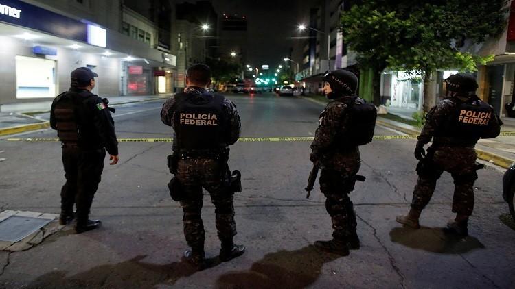 مقتل 5 جنود وإصابة 10 بهجوم مسلح شمالي المكسيك