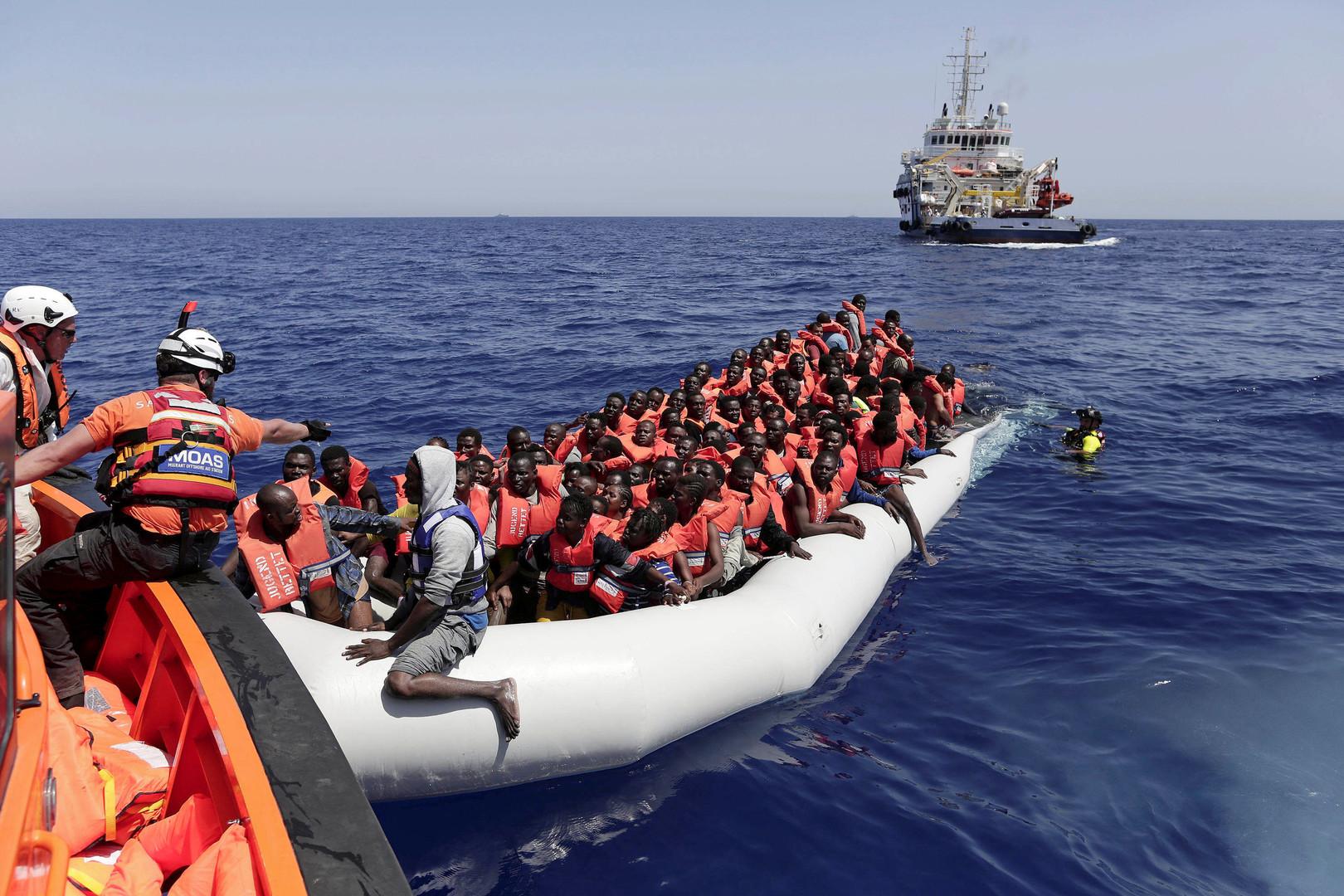Incontri illegali di immigrati
