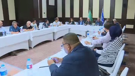 اجتماع لتيار الغد السوري في القاهرة