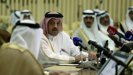 اجتماع لمجلس التعاون الخليجي (صورة من الأرشيف)