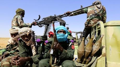 الفصائل المسلحة في دارفور