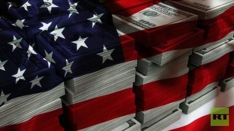 انخفاض استثمارات روسيا والسعودية في سندات الخزانة الأمريكية