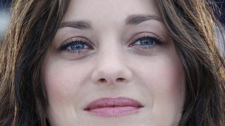 الممثلة الفرنسية ماريون كوتيار