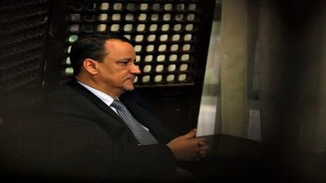 المبعوث الأممي إلى اليمن إسماعيل ولد الشيخ أحمد
