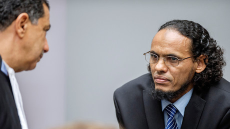 أحمد الفقي المهدي المحكوم عليه بالسجن 9 سنوات لتدمير الآثار في مالي