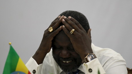 قائد المتمردين في جنوب السودان رياك مشار