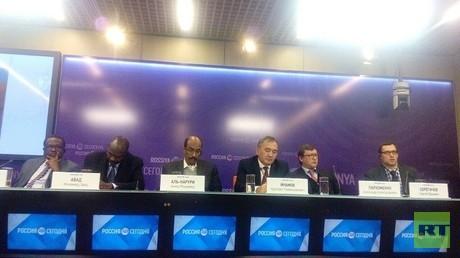 السودان يفتح أبوابه للشركات الروسية