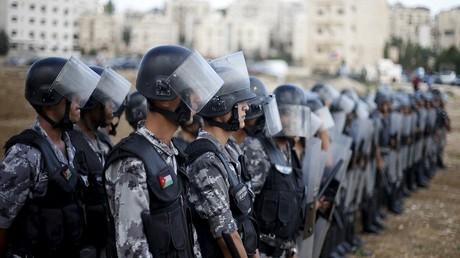 أفراد الأمن الأردني - أرشيف