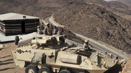حرس الحدود السعودي في جازان