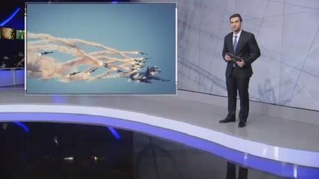 عام على العمليات العسكرية الروسية بسوريا