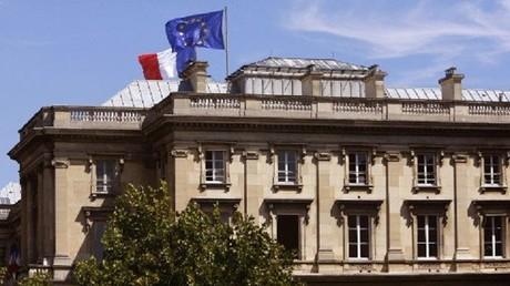 مبنى وزارة الخارجية الفرنسية (صورة أرشيفية)