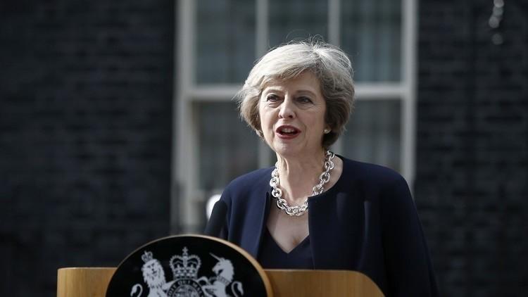 ماي: لا يحق لاسكتلندا رفض انسحاب بريطانيا من الاتحاد