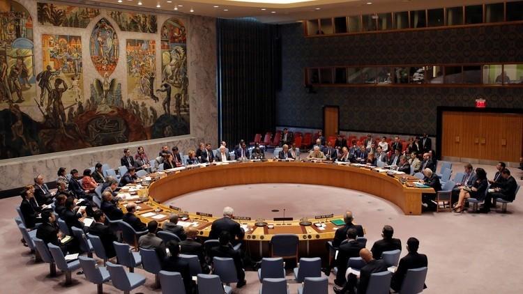روسيا تتولى رئاسة مجلس الأمن الدولي