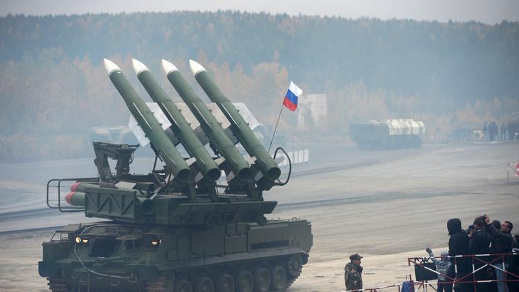 القوات البرية الروسية تستلم منظومة دفاع جوي لا مثيل لها في العالم