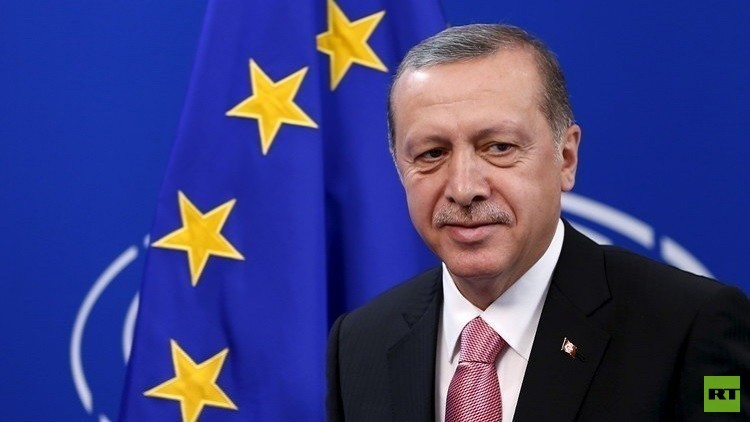 أردوغان: أوروبا لم تف بوعدها بإلغاء التأشيرة عن الأتراك