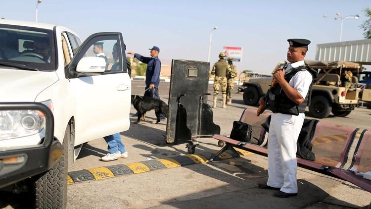 مصرع 6 عناصر أمنية في هجومين شمالي سيناء
