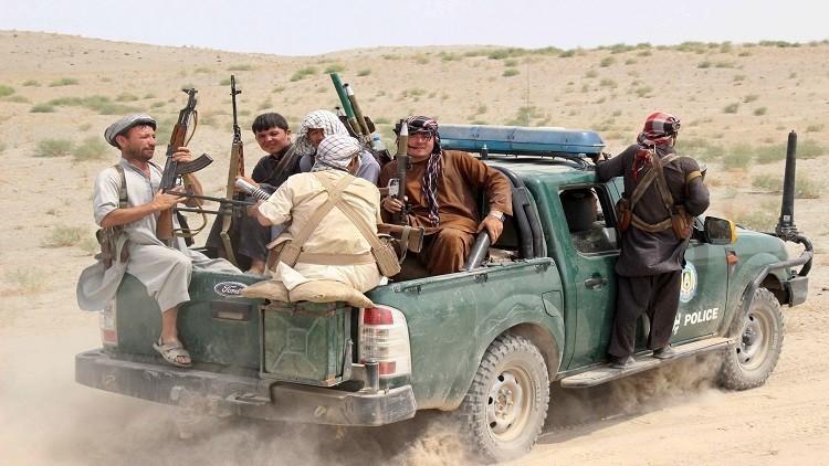 طالبان تتوغل داخل إقليم هلمند في أفغانستان