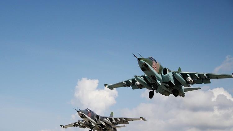 دمشق: الطيران الروسي أثبت مصداقية موسكو في مكافحة الإرهاب