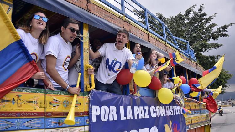 كولومبيا.. استفتاء لطي نزاع دام أكثر من 50 عاما