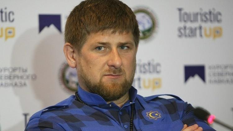 مدعي الشيشان: الصحفيون حرفوا كلام قادروف