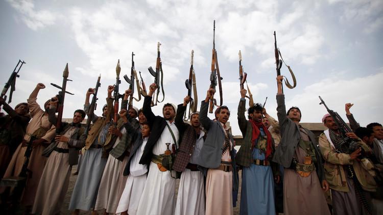 الحوثيون وصالح يشكلون حكومة إنقاذ في صنعاء