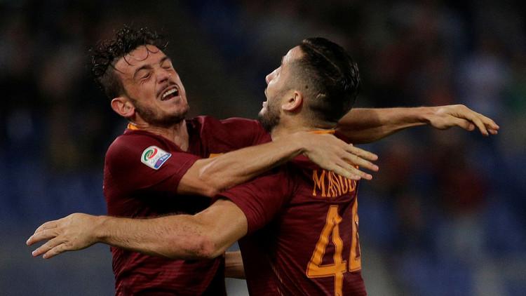 روما يسقط إنتر ميلان بأداء راقي في الكالتشيو