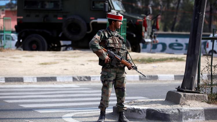 حرس الحدود الهندي يحتجز