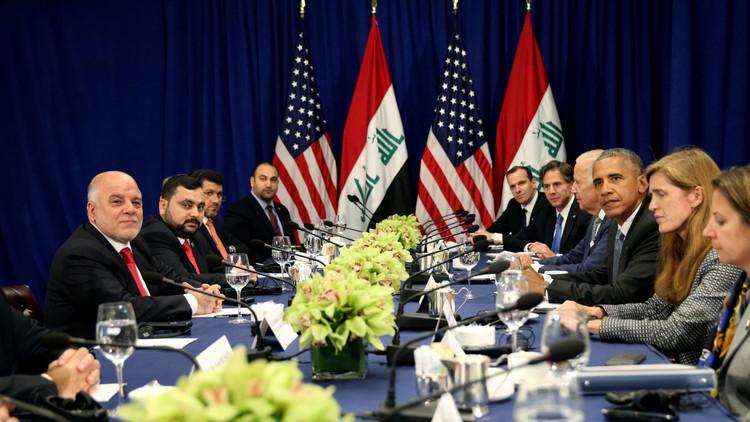 واشنطن تستجيب لطلب بغداد