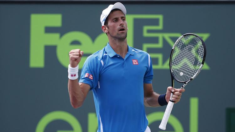 دجوكوفيتش يواصل تربعه على عرش تصنيف التنس