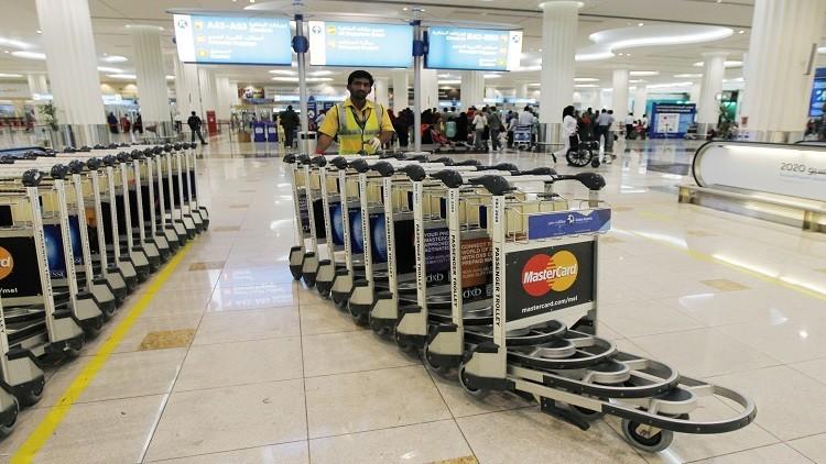 ارتفاع حركة السفر عبر مطار دبي في أغسطس
