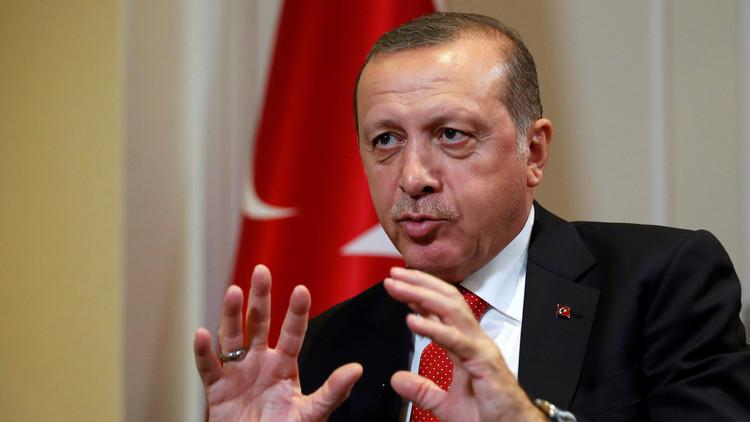 أردوغان يغضب بغداد بسبب تصريحاته حول الموصل