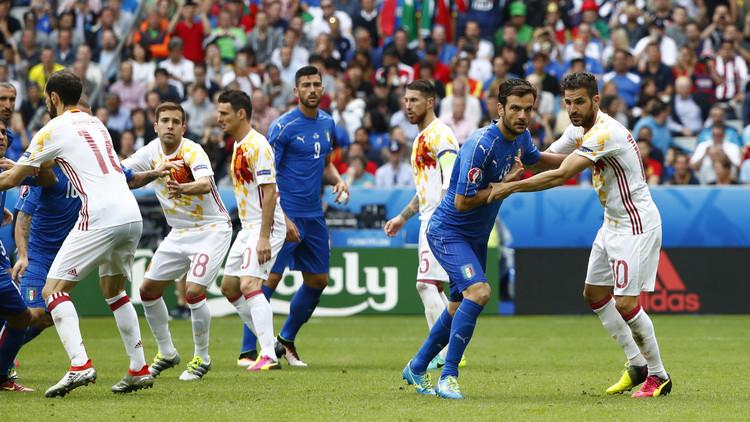 قمة إيطالية – إسبانية ملتهبة في تصفيات مونديال 2018