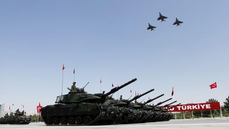 تركيا: جميع المقار العسكرية إلى خارج أنقرة