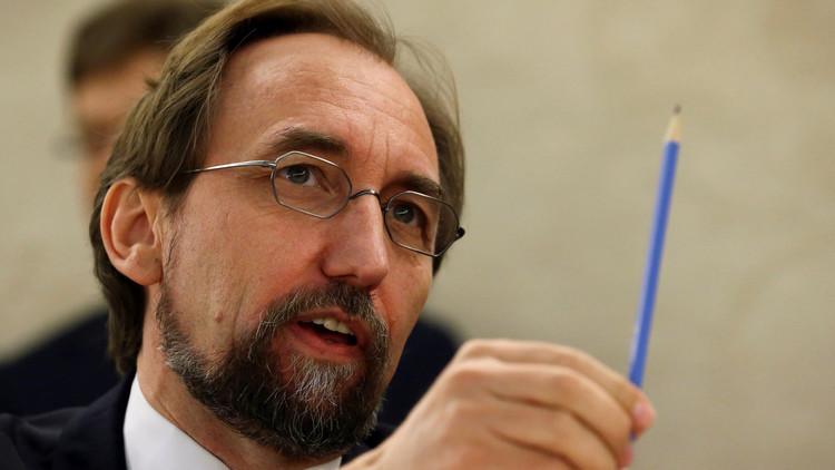 المفوض السامي لحقوق الإنسان يدعو لتقييد استخدام الفيتو
