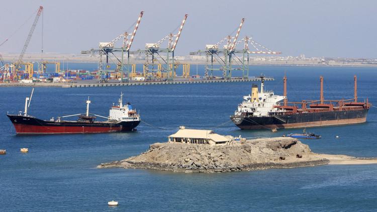 ميناء عدن اليمني