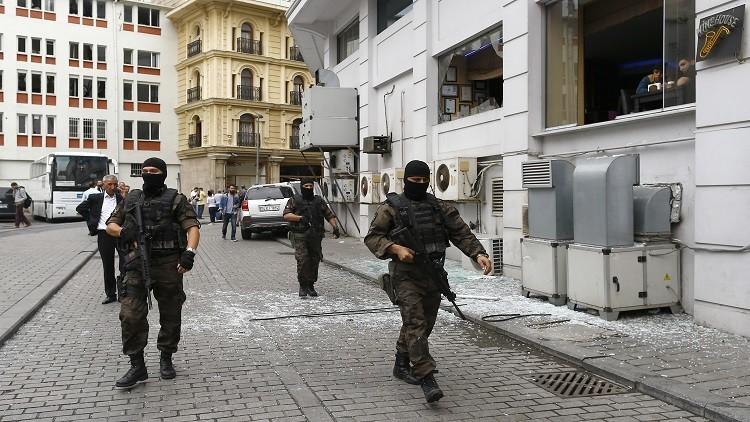 الشرطة التركية تقطع بث قناة موالية للأكراد