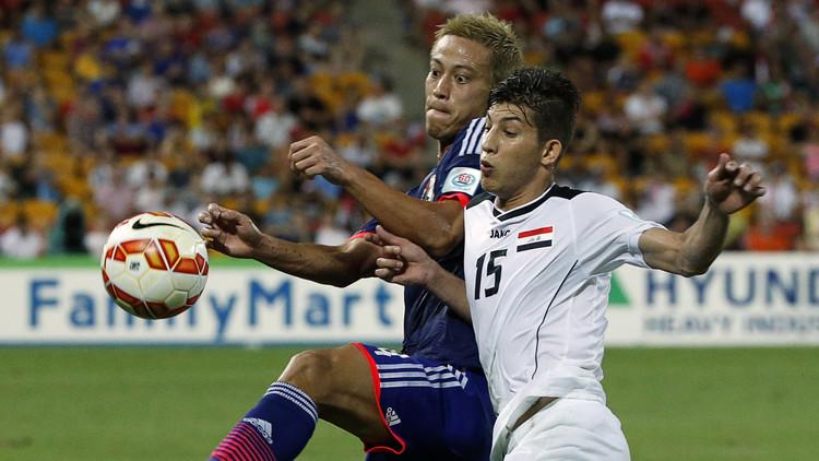 العراق في اختبار حاسم أمام الكومبيوتر الياباني في تصفيات مونديال 2018
