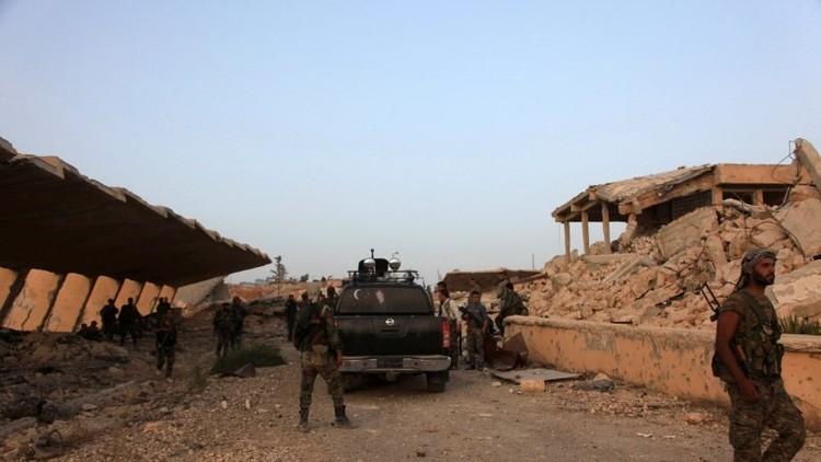 المسلحون يقصفون غرب حلب ويشتبكون مع الجيش السوري شمالها