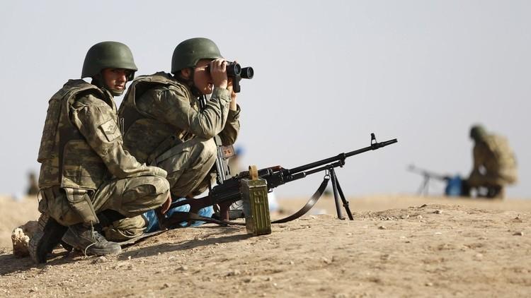 أنقرة تدين قرار البرلمان العراقي الذي وصف قواتها في العراق بأنها قوات احتلال