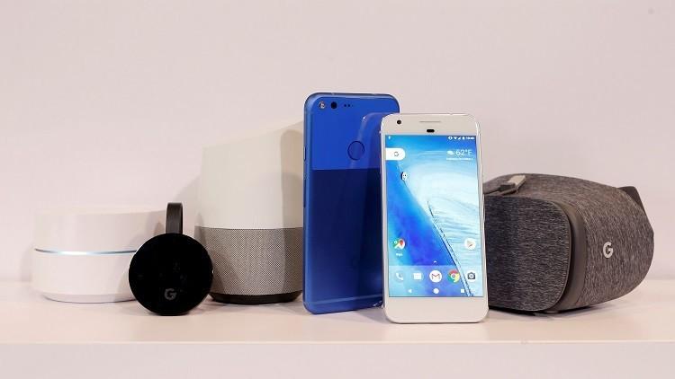 غوغل تقتحم سوق الإلكترونيات الاستهلاكية