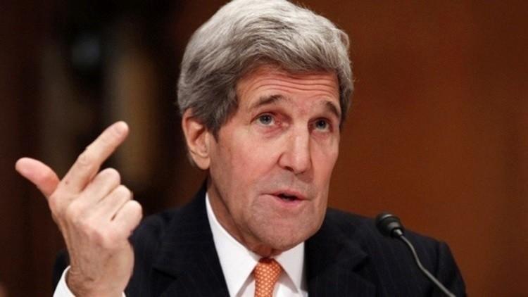 كيري: يجب أن تلعب روسيا والصين وإيران والهند وباكستان دورا خاصا في أفغانستان