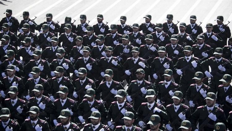 الحرس الثوري الإيراني يحذر البحرية السعودية