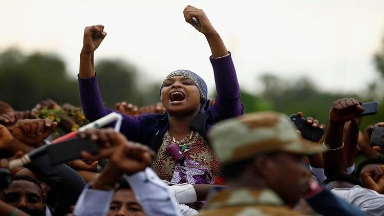 مقتل أمريكية رشقا بالحجارة في إثيوبيا