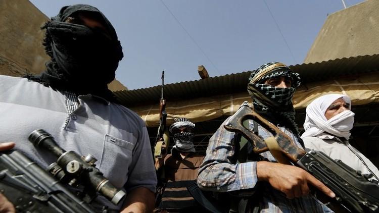 مقتل 21 مقاتلا من العشائر بقصف التحالف جنوب الموصل